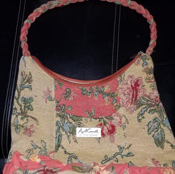 21100eedd8 April Cornell Handbags - April Cornell for Isabella s Journey Purse